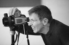 Actor Leonard Nimoy passed away February 27 2015 at the age of 83. While famous for his role as Spock in the original Star Trek, what a lot of people may not know is that Nimoy was also a passionate photographer. He picked up an interest in photography as a child, studied photography at UCLA, and even considered changing careers from acting to full-time photographer.