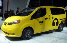 Did New York's taxi service miss an opportunity for accessibility by choosing the Nissan NV200 as their new flagship vehicle?