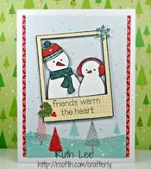 Image result for puffy star lawn fawn snowman