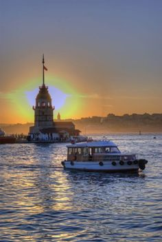 Kız Kulesi-İstanbul