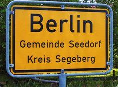 ortsschild berlin #wwberlin