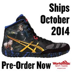 Adidas adiZero Varner Wrestling Shoe | athletics | Pinterest ...