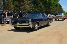 #Pontiac #GTO spotted at Super Summit 2012 in Tallmadge, Ohio.