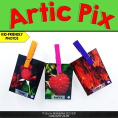 Tired of your OLD artic pictures? You need these! Kid-friendly! Bright, clear photos!