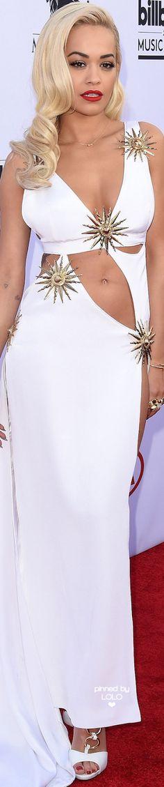 Rita Ora in Fausto Puglisi 2015 Billboard Music Awards    LOLO❤