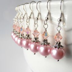 http://www.beadshop.com.br/?utm_source=pinterest&utm_medium=pint&partner=pin13 brinco de perolas com cristais