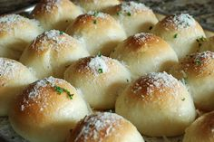 Cheddar Cheese filled rolls.