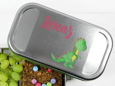 lunchbox mit elefant personalisiert alles f r den schulanfang back to school pinterest. Black Bedroom Furniture Sets. Home Design Ideas