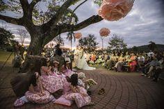 Casamento da Priscila e do Fábio na Fazenda Vale Verde