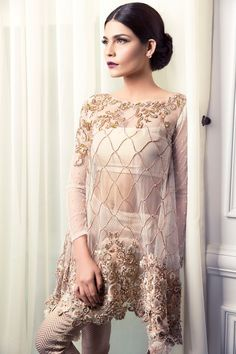 Alisha for Mina Hasan Formals Luxury Pret Bridals | Secret Closet