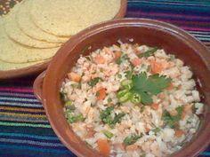La Cocina de Leslie: Ceviche de Camaron {Shrimp Ceviche}
