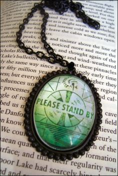 Fallout Pendant I must make this!