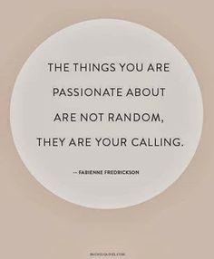 Mia Bella Passions - quote