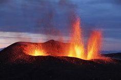 Eyjafjallajökull, 2010, Island (© ©moodboard/Getty Images)