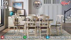 Get Sale Meja Makan Minimalis Klasik Vintage Great Solid Wood TTJ-0928