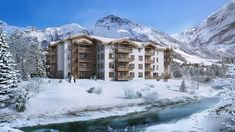 This new development benefits from a prime location in Praglonan la Vanoise. The property is a family-friendly resort, close to the village centre and boasts amazing, unobstructed views from the large terraces. Residents will be able to utilise this property all year round due to it being located in a dual-season resort. New Property, Investment Property, Family Friendly Resorts, French Alps, South Of France, Mauritius, Italy, Terraces, Mountains