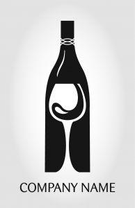 Logo pour du vin by Shenzi