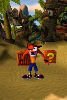 [PSX] Crash Bandicoot