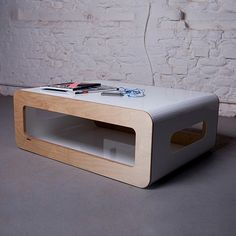 60s Coffee Table by   MONOQI