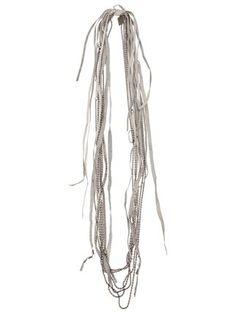 Goti Multiple Chain Necklace - - Farfetch.com