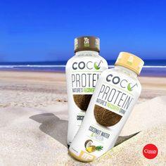 Combinação perfeita de água de coco e proteína em uma bebida criada para quem tem um estilo de vida fitness! ☀  Disponível aqui na Conan Nutrition.  #ConanNutrition #MusclePharm #Coco