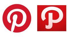 """Si Pinterest consigue convertir el diseño de su """"P"""" en una marca registrada podría emprender acciones legales contra otras empresas cuyos logos son parecidos… incluido Path."""