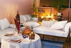 **El post de las terrazas estilo árabe o chill out** | Decorar tu casa es facilisimo.com