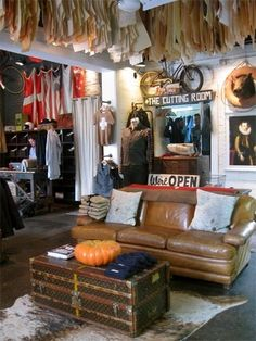 Imogene + Willie, Nashville Tennessee. A true American small business specializing in custom jeans and leather. Consider this shop bucket listed.