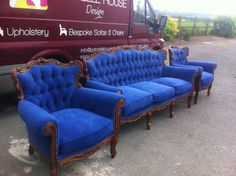 Antique suite finish Bespoke Sofas, Upholstery, It Is Finished, House Design, Couch, Antiques, Furniture, Collection, Home Decor