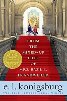 From the Mixed-Up Files of Mrs. Basil E. Frankweiler, by E. Konigsburg 1968 the book won the Newbery Medal. Newbery Award, Newbery Medal, Reading Lists, Book Lists, Kids Reading, Guided Reading, Reading Time, Reading Books, Reading Genres