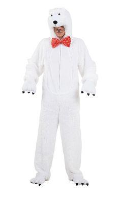 DisfracesMimo, disfraz de oso polar infantil varias tallas. Podrás convertir a los pequeños en tímidos, tiernos y cariñosos animalitos en tus fiestas de disfraces. Este disfraz es ideal para tus fiestas temáticas de animales para infantil. fabricacion nacional