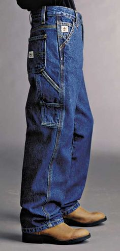 Carpenter jeans- I had a few pairs of these.