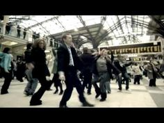 T-mobile advert which was filmed at 11am on Thursday 15th January 2009 at Liverpool Street station, London Track List 1)Lulu - Shou...