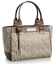 Calvin Klein Logo Jacquard City Shopper Tote Bag Handbag Satchel (Natural/Tan) Calvin Klein http://www.amazon.com/dp/B00W8KO3PS/ref=cm_sw_r_pi_dp_Hldsvb11T0DQ9