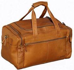 0259c01124d7 Dorado - 18-inch Leather Duffel. Luggage   Leather