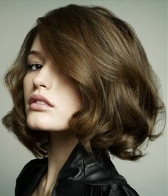 Hair Consulation: Wavy Bob Hairstyles for Wash & Go Hair | Beauty Editor