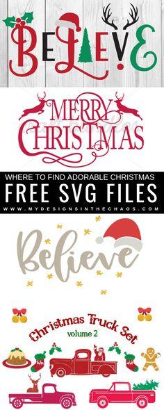 christmas design Free Christmas SVG Files - My Designs In the Chaos Christmas Svg, Christmas Design, Christmas Shirts, Christmas Projects, Holiday Crafts, Christmas Tables, Nordic Christmas, Modern Christmas, Xmas