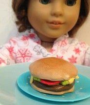 DIY: American Girl Doll Food