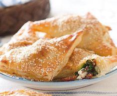 Spanakopita – řecké šátečky | Recepty Albert Spanakopita, Ethnic Recipes, Food, Essen, Meals, Yemek, Eten