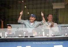 Dodgers Blue Heaven: Walter White, er... Heisenberg, er... Bryan Cranston Must be Stopped!