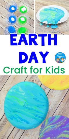 Earth Day craft for