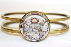 Arabian desert map necklce by explorebelievecreate on etsy https world map bracelet by explorebelievecreate on etsy worldmapjewelry worldmapbracelet mapjewelry map gumiabroncs Gallery