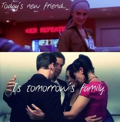 Today's new friend is tomorrow's family - NCIS