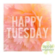 Have a beautiful day! #Happy Tuesday #AnAppleADay #OrganicSkincare #AllNatural #Vegan #CrueltyFree #Beauty #SkinCare #SmallBatch #GreenBeauty #ecoSkincare #ShopSmall #GreenvilleSC #yeahTHATgreenville #HaveABeautifulDay #BeautifulSkinStartsHere #AppleOrganics