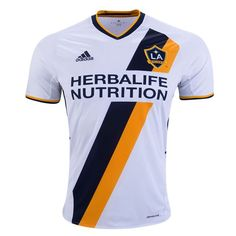7556f6f79 adidas LA Galaxy 2016 Home Jersey(White). Cheap Football ShirtsSoccer ...