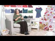 Unire la maglia in tondo. Presenta Emma Fassio - YouTube
