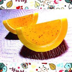 Jabones de naranja