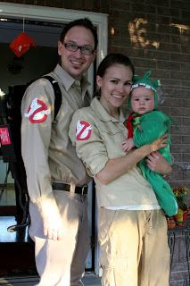 The Birds and The Books: November 2011 - love the Ghostbusters with baby Slimer!
