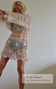 Outstanding Crochet: Crochet Cover up