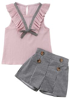 New Baby Girl Clothes Diy Free Pattern Daughters Ideas Cute Baby Girl Outfits, Little Girl Dresses, Kids Outfits, Cute Outfits, Little Girl Fashion, Kids Fashion, Baby Dress Patterns, Sewing Patterns, Toddler Dress